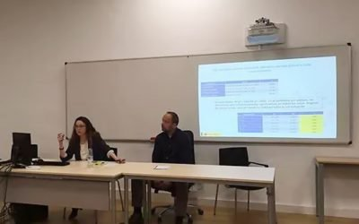 Experimental Criminal Law in the V Conference of professors of Criminal Law of the Valencian and Balearic Public University